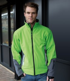 Result Blade Soft Shell Jacket