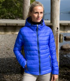 Result Urban Ladies Snow Bird Padded Jacket