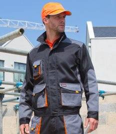 Result Work-Guard Lite Unisex Jacket