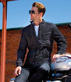 Result Urban Padded Biker Jacket