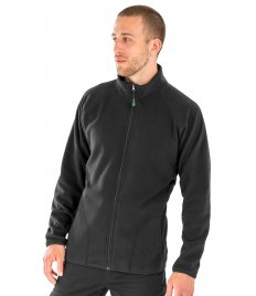 Result Genuine Recycled Micro Fleece Jacket