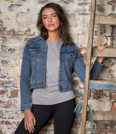 So Denim Ladies Olivia Denim Jacket