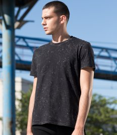 SF Unisex Washed Band T-Shirt