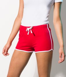 SF Ladies Retro Shorts