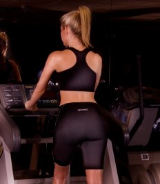 Spiro Ladies Sprint Training Shorts