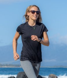 Spiro Ladies Quick Dry Performance T-Shirt