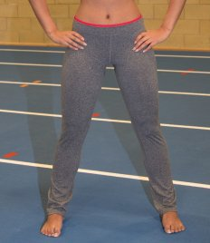 Spiro Ladies Fitness Trousers