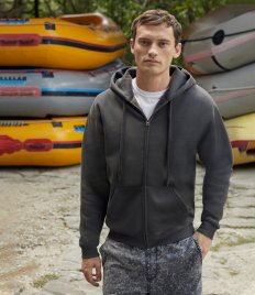 Fruit of the Loom Premium Zip Hooded Sweatshirt