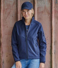 Tee Jays Ladies Lightweight Performance Soft Shell Jacket