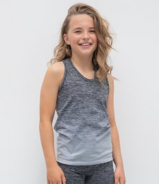 Tombo Kids Seamless Fade Out Vest