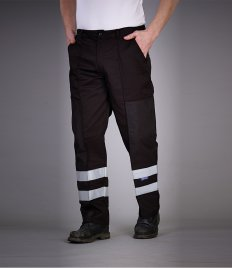 Yoko Reflective Poly/Cotton Ballistic Trousers