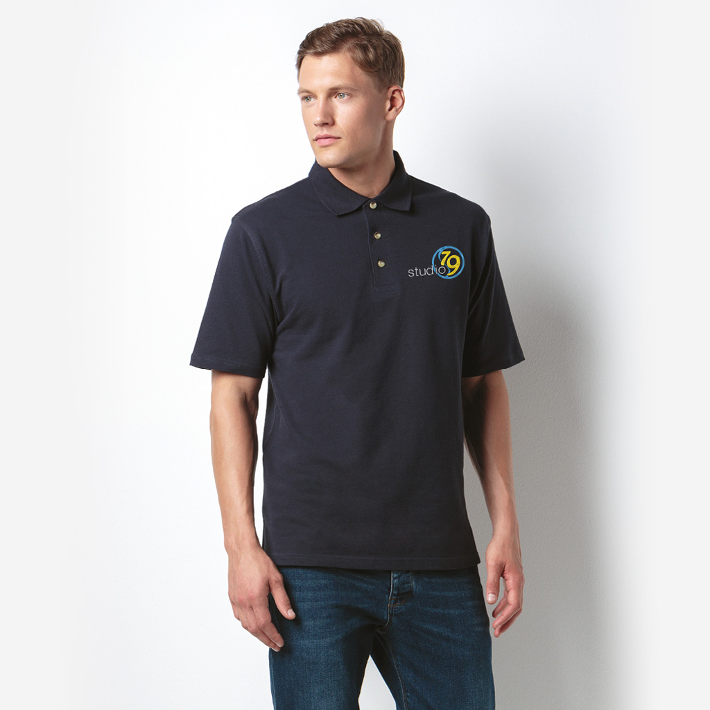 Embroidered Polo Shirts, Hoodies and Fleeces from Revolution