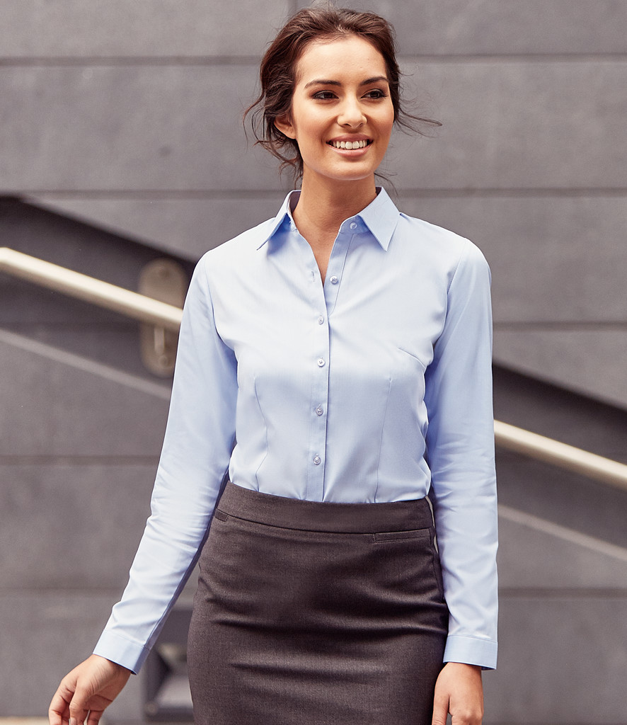 Personalised office shirts for women