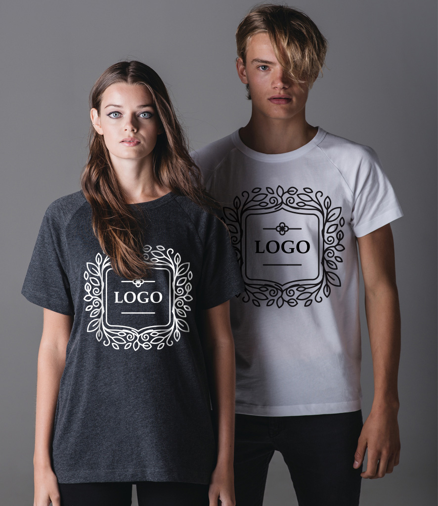 T-Shirt with screen printed design